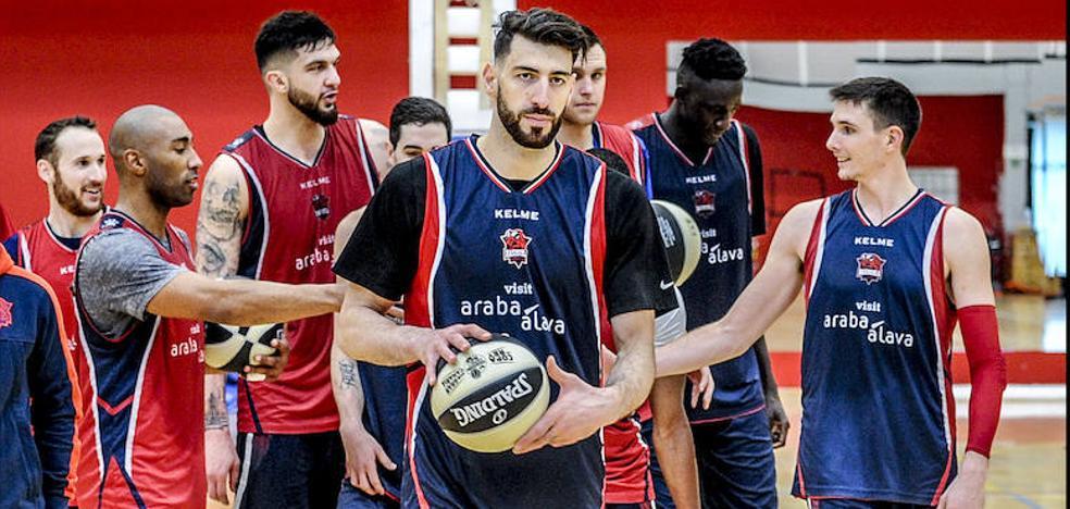 El Baskonia, el equipo con más debutantes en la Copa del Rey