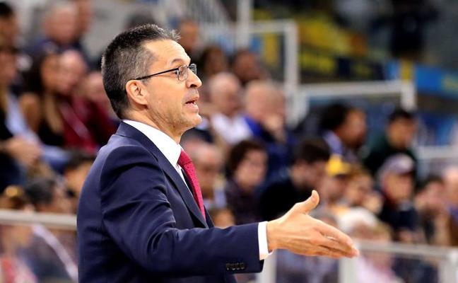 Martínez: «Duele, pero hemos tenido una buena reacción final»
