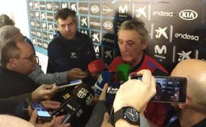 «Baskonia siempre es favorito en Vitoria», bromea Pesic sobre la afición desplazada a la Copa