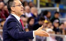 Pedro Martínez, mejor entrenador de febrero