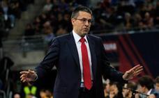 Martínez: «Es una victoria de mérito y estoy contento de que haya sido desde la intensidad»