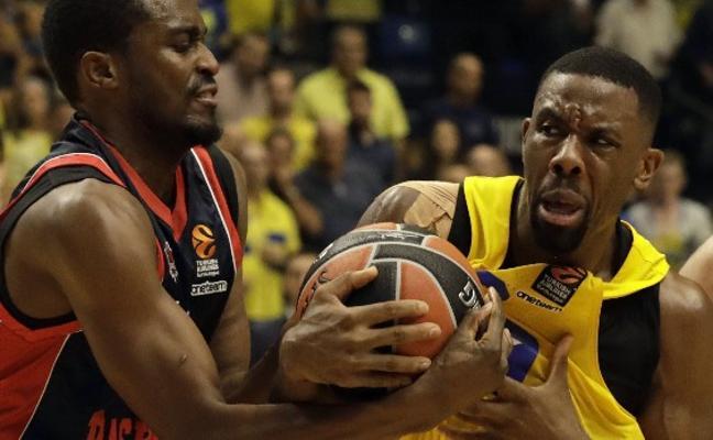 Baskonia tiene mejor calendario que Maccabi para entrar en los cuartos de la Euroliga