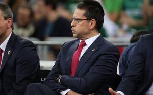 Pedro Martínez: «Estoy muy orgulloso de entrenar a Huertas y de su compromiso con el equipo»