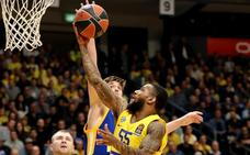 El Maccabi cae en casa y entrega la octava plaza al Baskonia