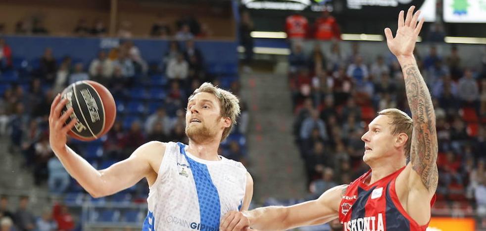 El Gipuzkoa Basket, nuevo escollo para un Baskonia lanzado en ACB