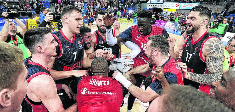 El Olympiacos podrá elegir si desea al Baskonia o al Zalgiris en cuartos