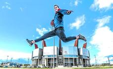 Luca Vildoza: «Ahora no estoy sintiendo presión»