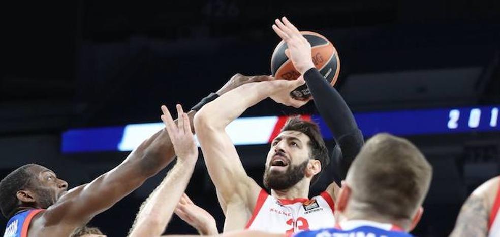 Baskonia: objetivo evitar al CSKA