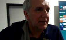 Obradovic: «El Baskonia está a un nivel impresionante»