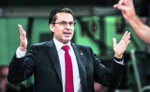 Martínez: «Si no le eliminamos nosotros, el Fenerbahce será el campeón de Europa»