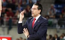 «Hemos jugado mal», sentencia Pedro Martínez