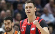 Las derrotas de Montakit y Morabanc meten matemáticamente al Baskonia en el «playoff»