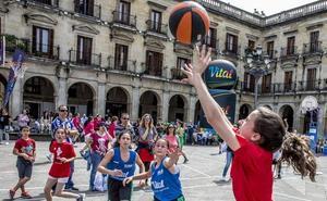 Vitoria se convertirá en un parque temático de baloncesto