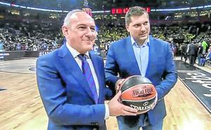 Vitoria ya es la capital del baloncesto europeo