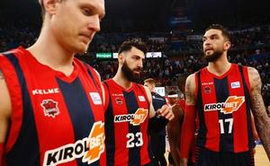 El Baskonia inicia el 'play off' el domingo a las 18.30 horas