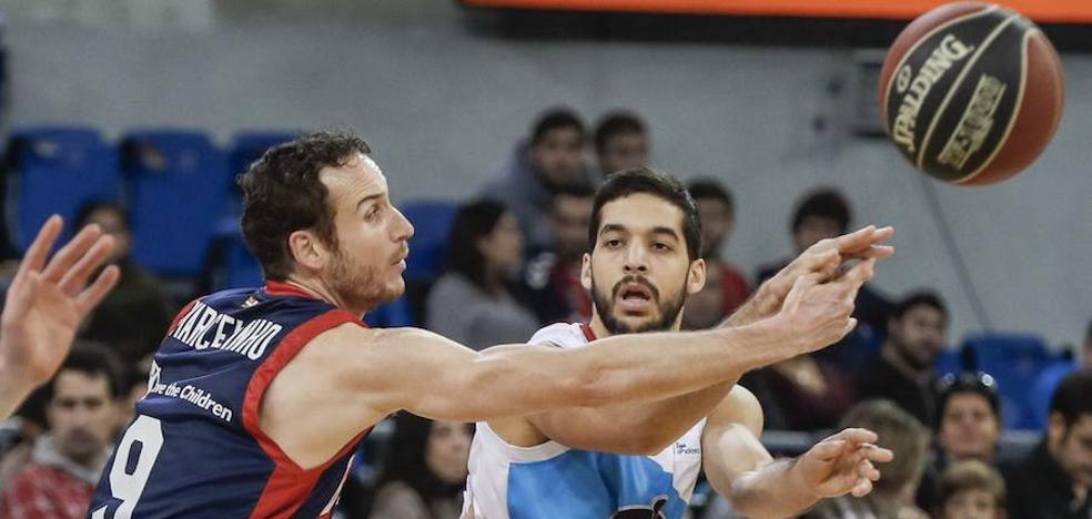 Baskonia juega en Santiago con la cabeza puesta en quién será su primer rival en los 'play off'