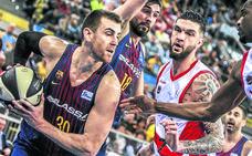 «Jugamos contra uno de los mejores equipos de Europa», subraya Pesic