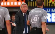 Pesic: «Nos ha faltado agresividad en ataque y no hemos encontrado nuestro juego»