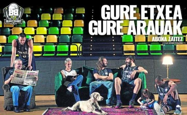 Bilbao Basket: objetivo, 7.000 abonados