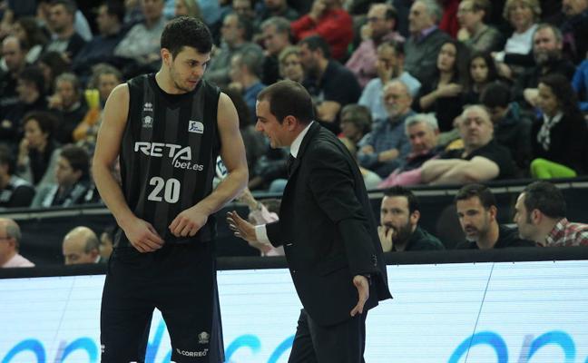 Todorovic y Kempton, en la Liga de Verano de la NBA