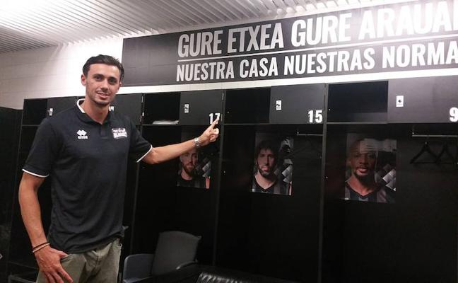 Pere Tomás (Bilbao Basket): «Espero que mi mejor momento esté por llegar»