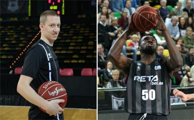 Lapornik y Eric abandonan el Bilbao Basket