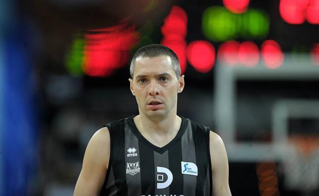 El Bilbao Basket confirma la continuidad de Salgado