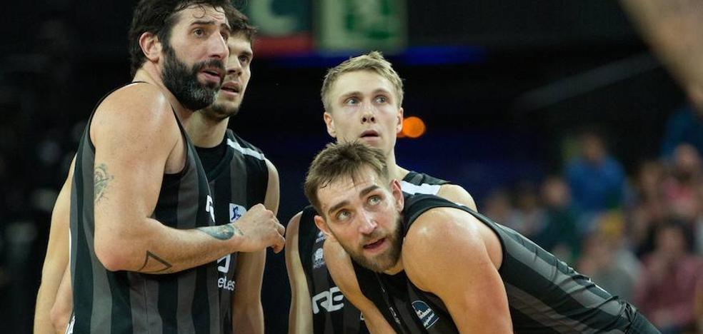 El nuevo calendario suaviza el inicio al Bilbao Basket
