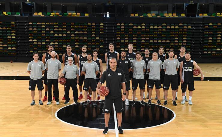 El Bilbao Basket echa a andar