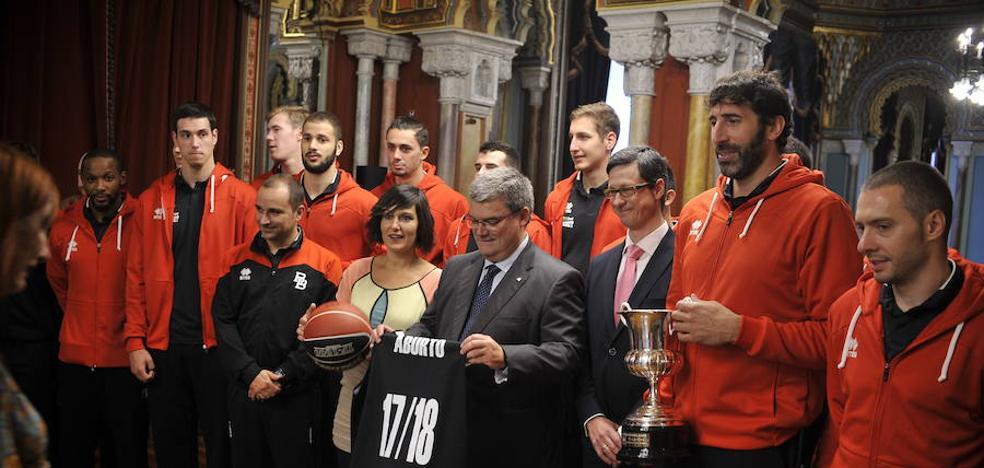 «Llevaremos el nombre del Bilbao Basket por toda Europa»