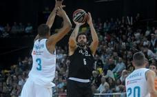 Al Bilbao Basket le sobraron cinco minutos