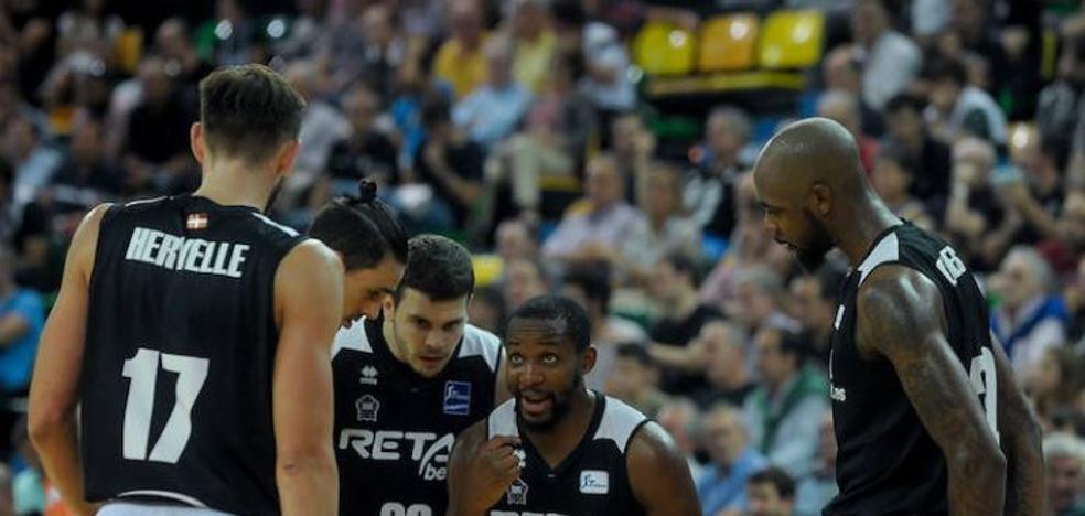 Bilbao Basket - Limoges en directo: Eurocup, online