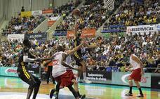 El Bilbao Basket cae en Tenerife