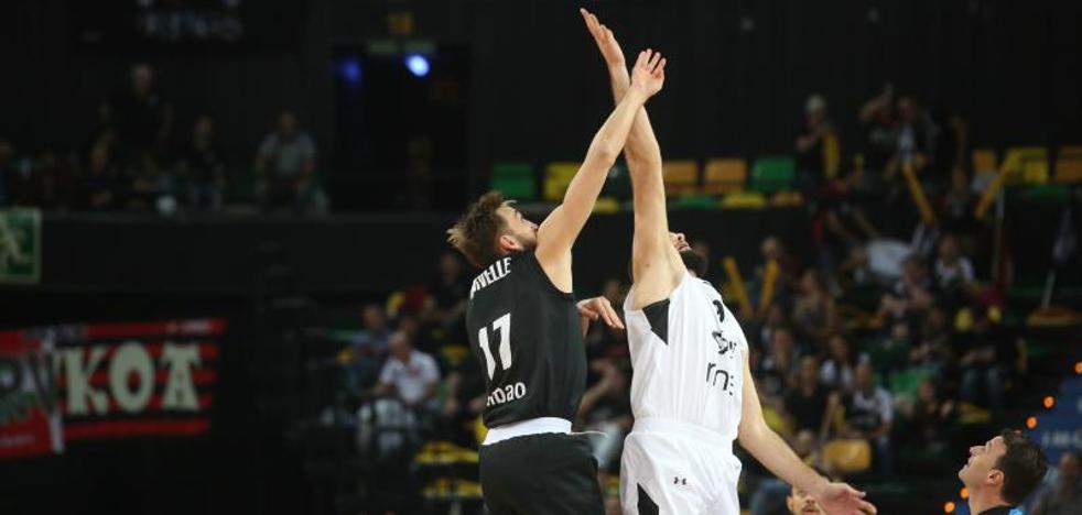Derrota del RETABet en Miribilla ante el Partizan en un partido muy igualado