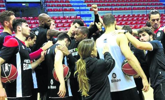 El Bilbao Basket cierra filas ante un derbi complicado
