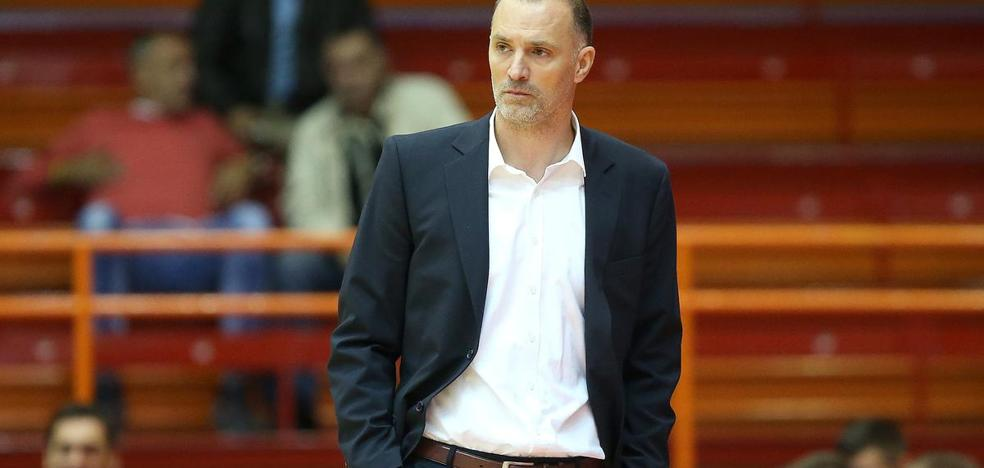 El Bilbao Basket sondea al croata Mrsic por si decide destituir a Carles Duran