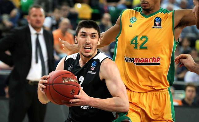 El RETAbet Bilbao Basket casi se despide de Europa