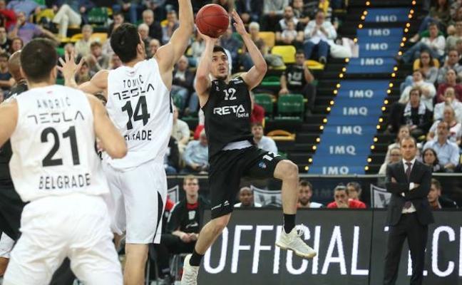 Partizan - RETAbet Bilbao Basket en directo: Eurocup 2017/2018, online