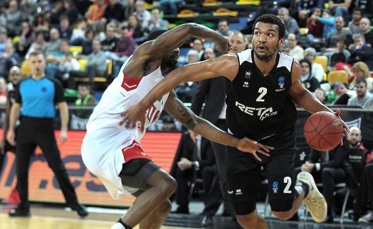Bilbao Basket - Lokomotiv, en imágenes