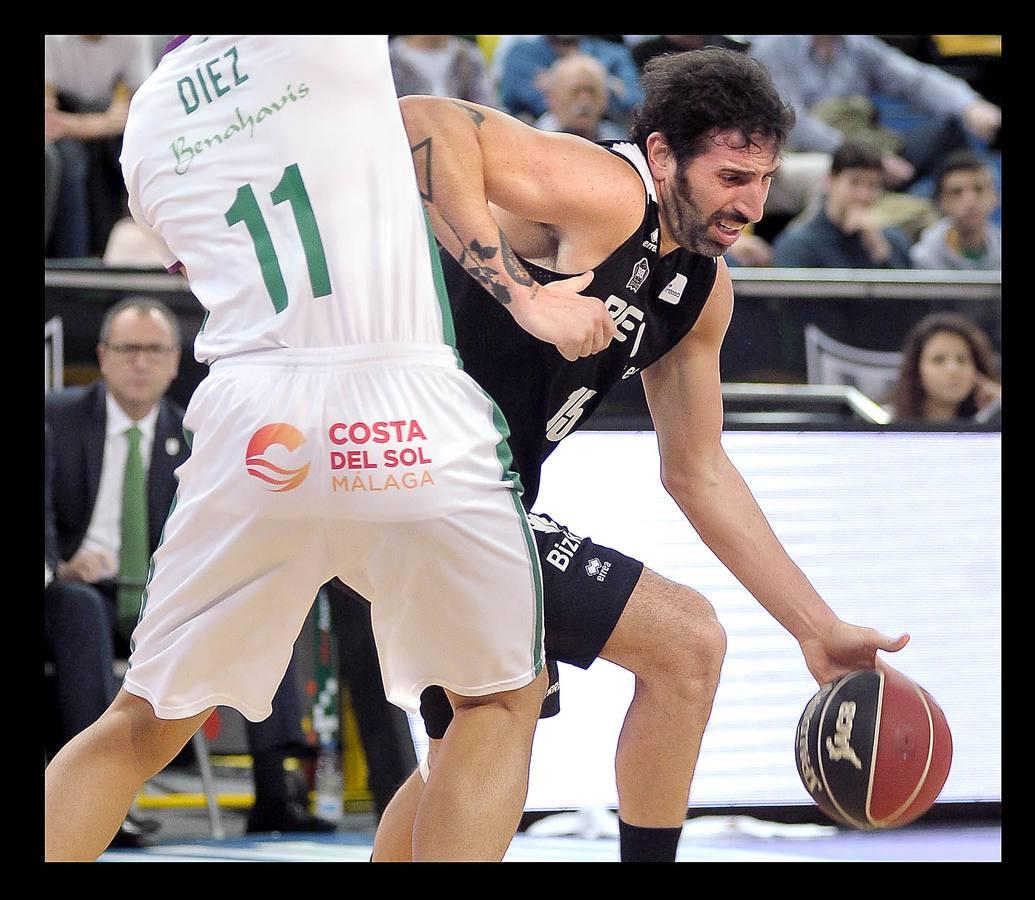 Las mejores imágenes del Bilbao Basket - Unicaja