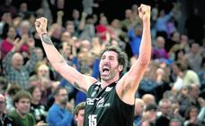 El Bilbao Basket escapa de las rocas