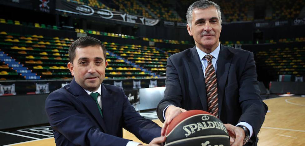 El Bilbao Basket pone en marcha su cantera con el apoyo de la BBK