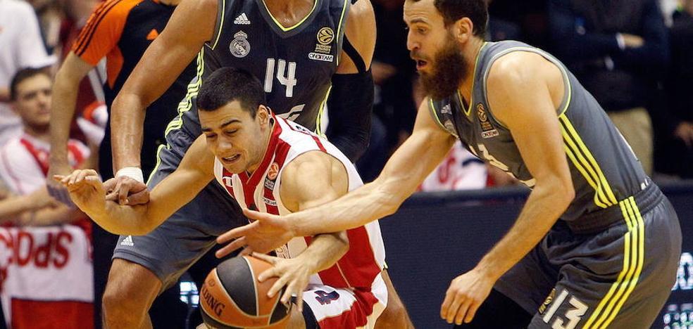 El RETAbet Bilbao anuncia el fichaje del base serbio Nikola Rebic