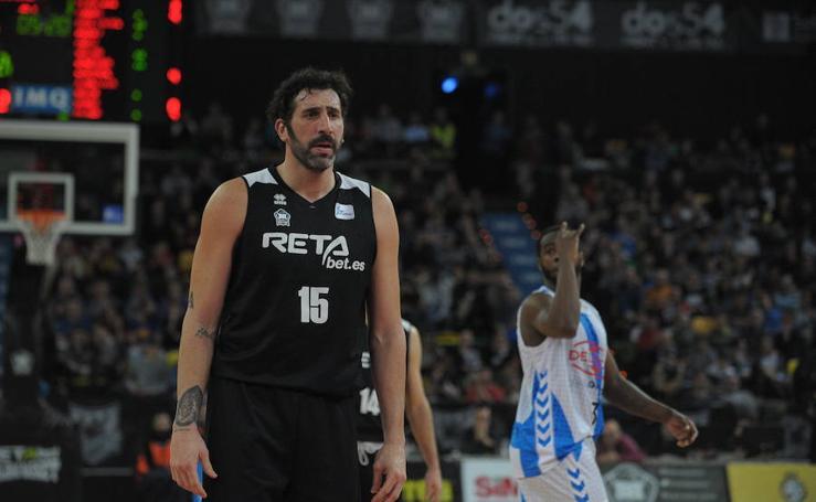 Las fotos del Bilbao Basket- Gipuzkoa Basket