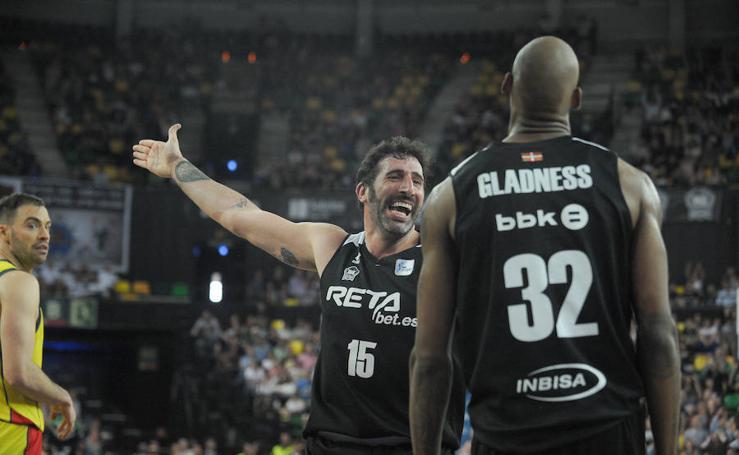 El Bilbao Basket - Andorra, en imágenes
