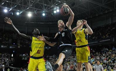 El Bilbao Basket se complica aún más la vida con su derrota ante el Andorra