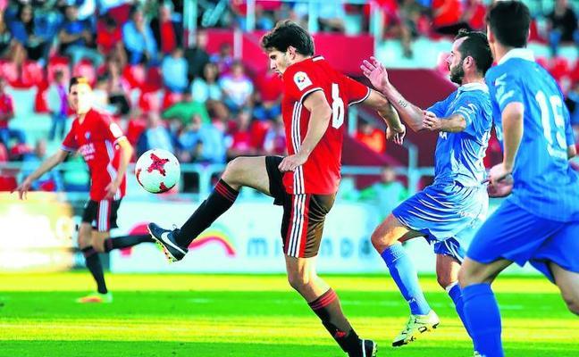 Cervero es el segundo goleador de la categoría y a Pito le gusta verse líder