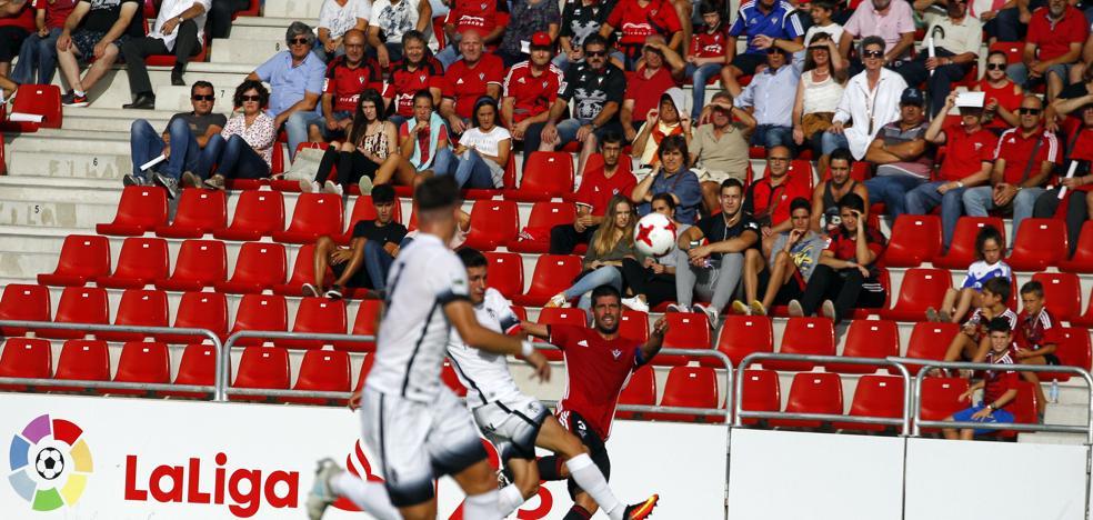 El Sporting B recibirá al Mirandés como el bloque más goleador y el mejor local de toda la categoría