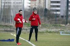 Alfaro: «Los dos próximos partidos marcarán el rumbo nuestro y el de los que nos miran»