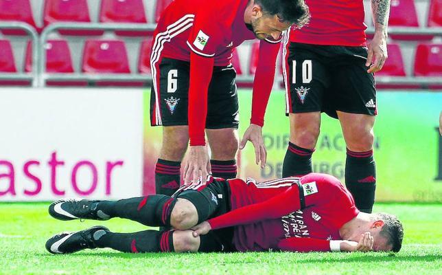 Yanis se somete hoy a pruebas para determinar el alcance de la lesión